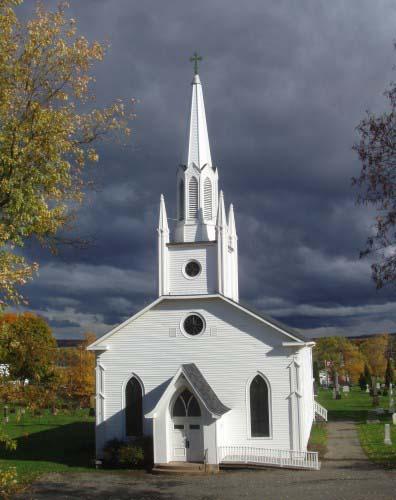 Updating church data base (2/2)