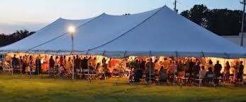 tent meetings